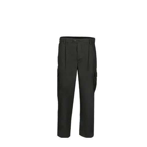 spodnie bojówki proste