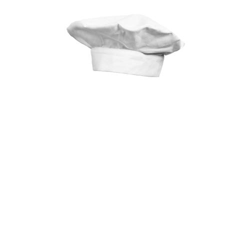czapka kucharska budyniówka