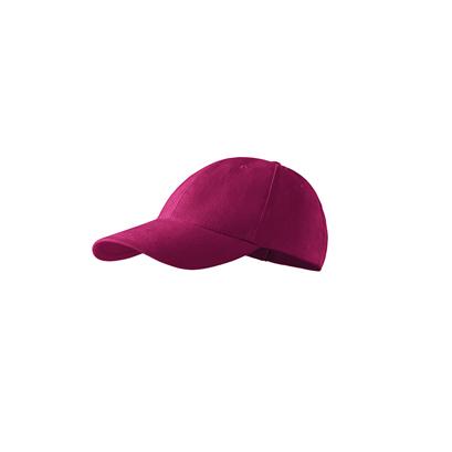 czapka z daszkiem 6 paneli