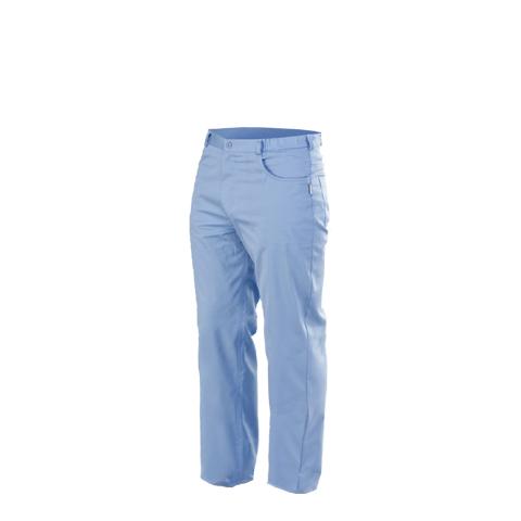 spodnie medyczne stretch męskie
