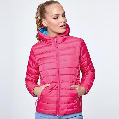 kurtka damska NORWAY różowa