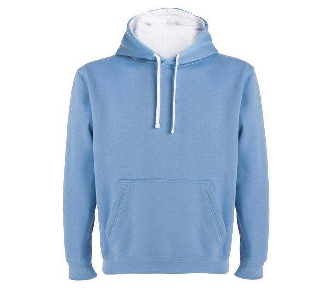 urban bluza męska błękit