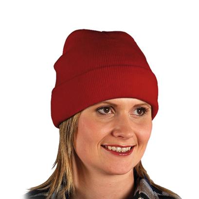 czapka zimowa bawełniana