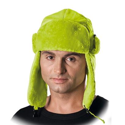 czapka zimowa uszanka