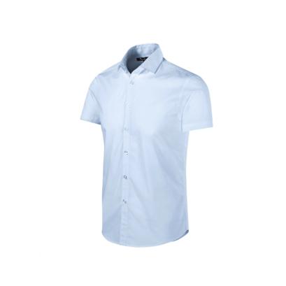 koszula męska FLASH light blue