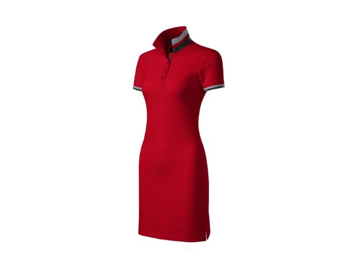 sukienka polo formula red